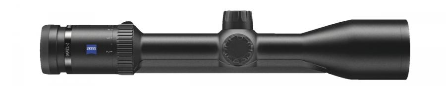 Lunette ZEISS Conquest V6 2-12X50 ret.60 lumineux rail ZM