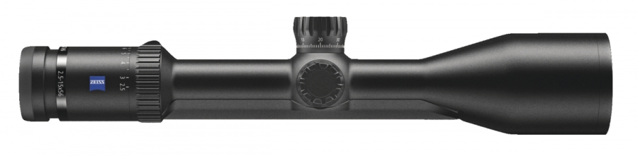 Lunette ZEISS Conquest V6 2,5-15X56 ret.60 lumineux rail ZM