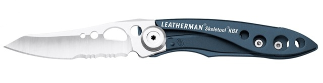 Couteau Fermant LEATHERMAN SKELETOOL KBX