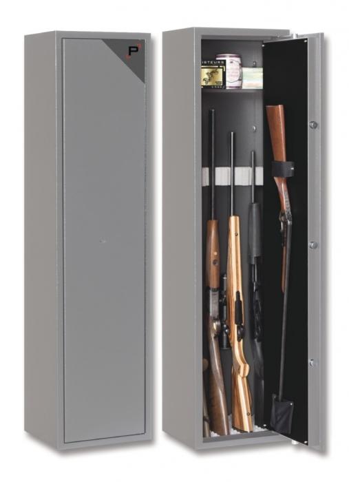 Attrayant Coffre Pour Armes PISTEUR Elite 6 Armes Avec Lunettes (38kg)