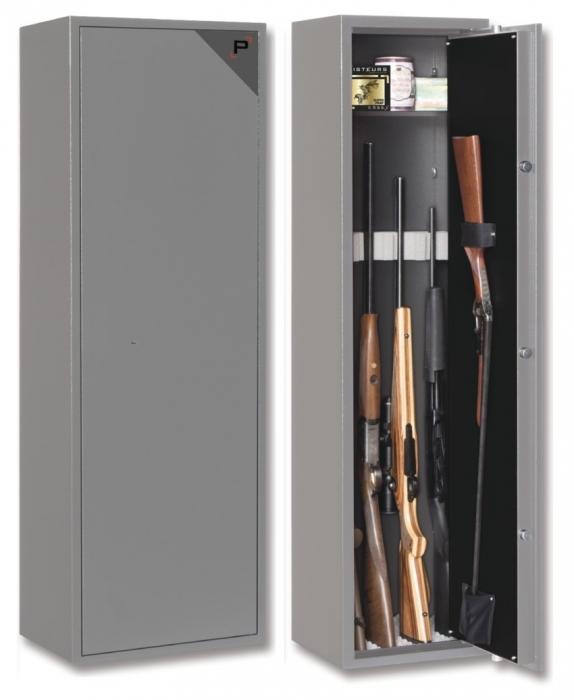 Grand Coffre Pour Armes PISTEUR Elite 13 Armes Avec Lunettes (65kg)