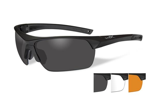 """Lunette de protection WILEY X WX GUARD ADAVNCED """"Kit 3 verres """""""