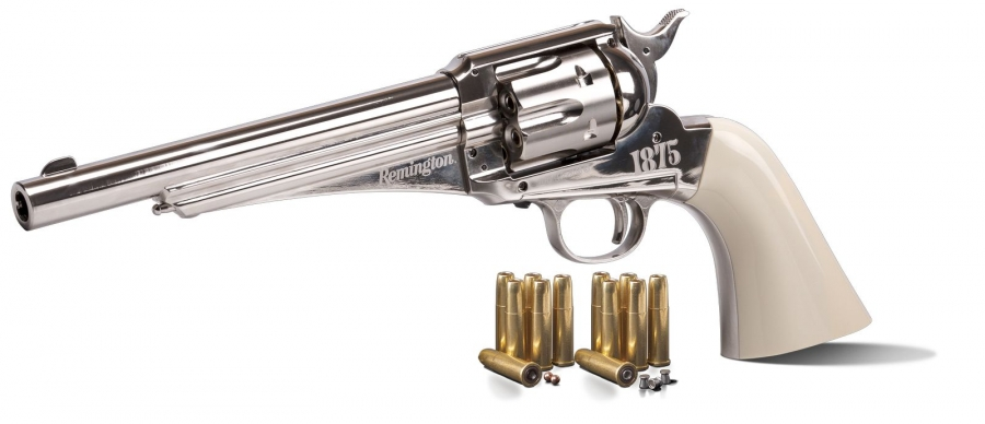 Revolver REMINGTON 1875 CROSMAN cal.4,5mm