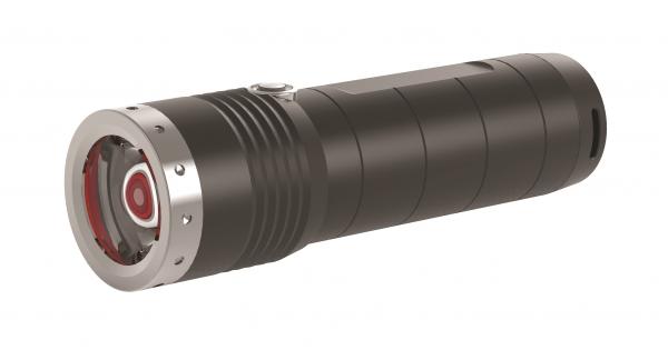 Lampe torche LED LENSER MT6 (600 lumens)