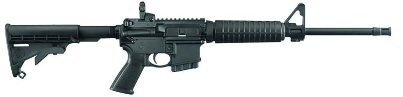 RUGER AR-556 Black cal.223 Rem