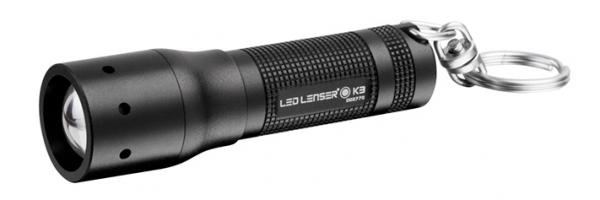 Lampe torche porte clefs LED LENSER K3 (15 lumens)