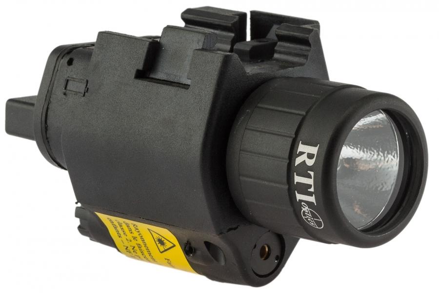Lampe laser tactique RTI Xenon