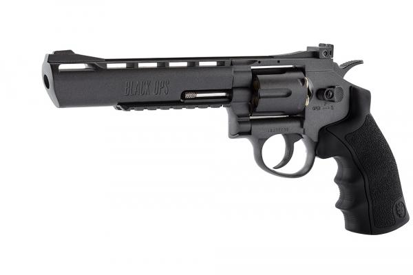 Revolver BLACK OPS Bronzé 6'' cal.4,5mm