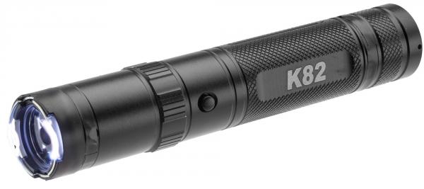 Lampe rechargeable Electrochoc K82 avec leds 230 Lumens 2 800 000 Volts