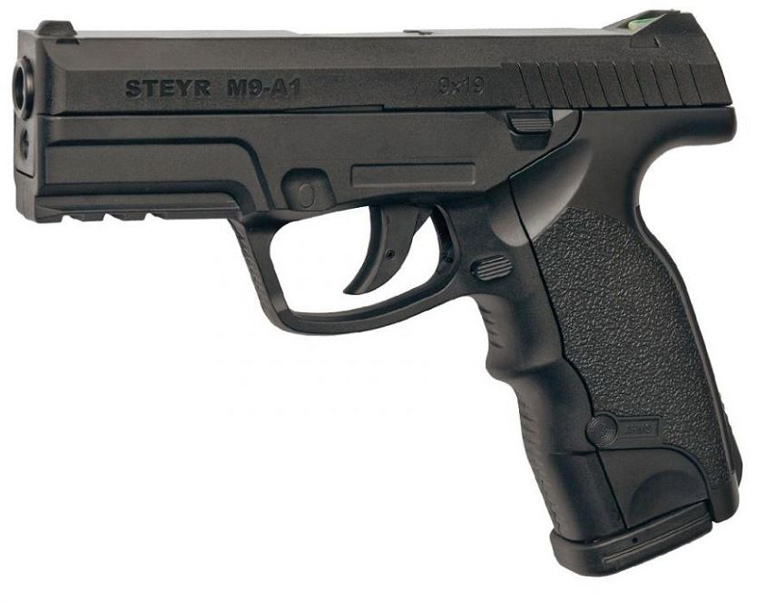 Pistolet STEYR MANNLICHER M9-A1 ASG cal.4,5mm