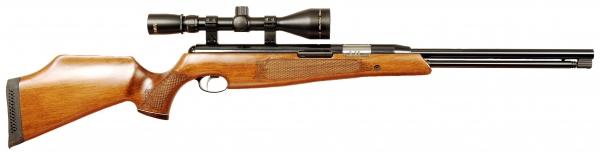Carabine AIR ARMS TX200 HC H�tre cal.4,5mm (16 joules) avec LYNX Varmint 6-24x42 AO