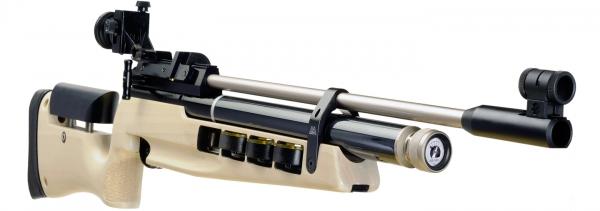 Carabine PCP AIR ARMS MPR Biathlon cal.4,5mm