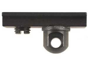 Rail adaptateur europ�ens HB6 pour bipied HARRIS