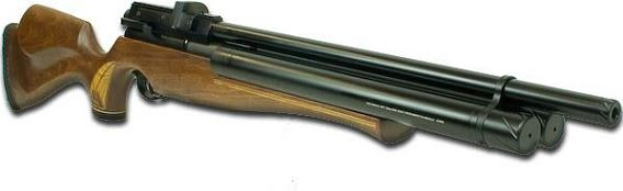 Carabine PCP AIR ARMS S510 SL Extra Bi-tube cal.5,5mm (40 joules)