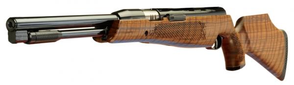 Carabine AIR ARMS TX200 HC Noyer Gaucher cal.4,5mm (16 joules)