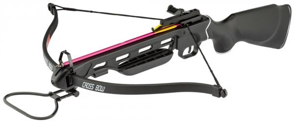 Arbal�te SHOOT AGAIN CF119 Black 150 Lbs