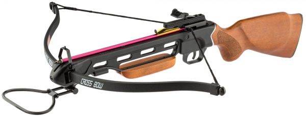Arbalète SHOOT AGAIN CF118 Wood 150 Lbs
