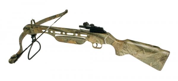 Arbalète SHOOT AGAIN CF118 Camo 150 Lbs