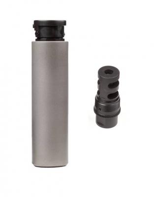 Silencieux et Frein de bouche ASE UTRA SL7i Borelock cal.308 win (7-8mm) Filetage 5/8x24