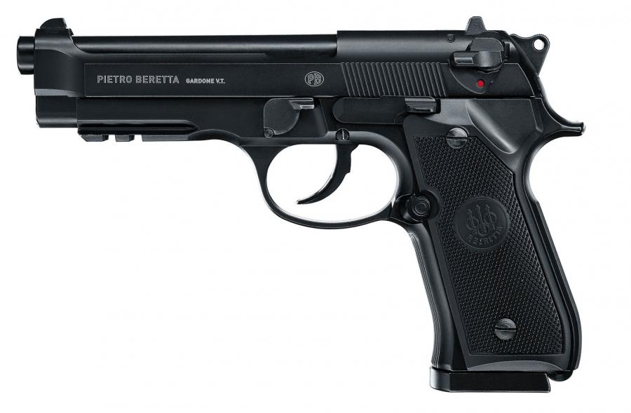 Pistolet BERETTA M92 A1 Bronzé UMAREX Cal.4,5mm BB'S