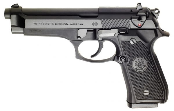 Pistolet BERETTA 92FS calibre 22 Lr