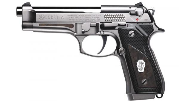 Pistolet BERETTA 92FS FUSION Edition limit�e n�28/60 cal.9x19