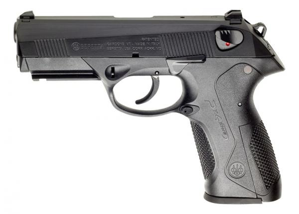 Pistolet BERETTA PX4 Storm F calibre 9x19