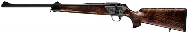 Carabine BLASER R8 LUXE Gaucher Gravée cal.243 Win