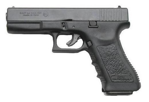 Pistolet d'alarme BRUNI GAP ''type GLOCK'' cal.9 mm