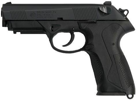 Pistolet BRUNI PK4 Bronzé cal.9mm