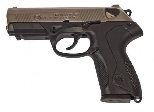 Pistolet BRUNI PK4 Nickel� cal.9mm
