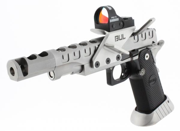 Pistolet BUL SAS 2 OPEN IPSC 5