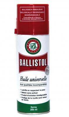 Bombe BALLISTOL huile universelle 200ml