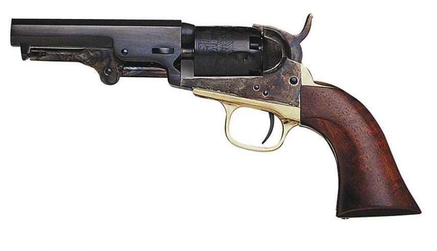 Revolver � Poudre Noire Uberti COLT 1849 Pocket OTT Cal.31