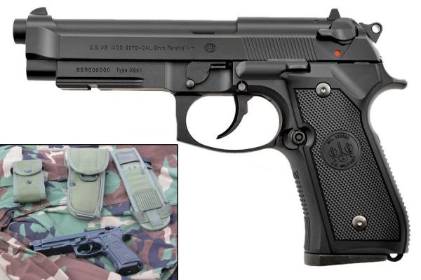 Pistolet BERETTA M9A1