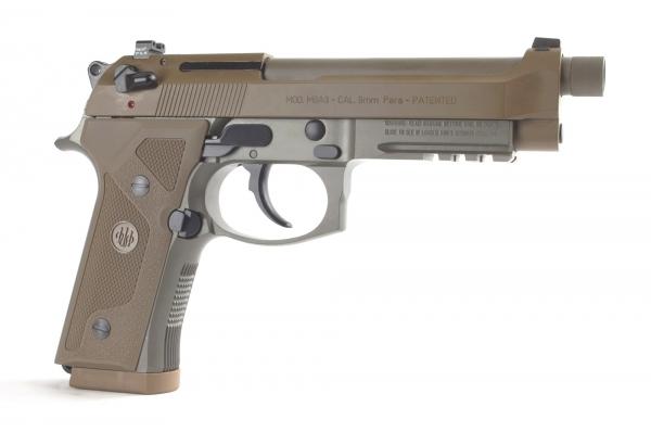 Pistolet BERETTA M9A3 TAN calibre 9x19