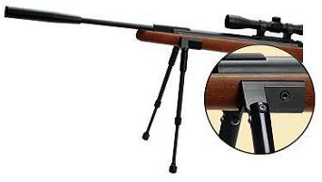 Bipied DIANA pour carabines à canon basculant mod.24 à 34 - 350 mag - 460 Mag
