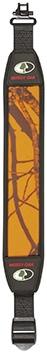 Bretelle n�oprene MOSSY OAK Orange Fluo