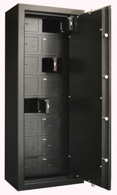 Armoire INFAC Collectivit�s 16 compartiments pour armes de poing (150Kg)