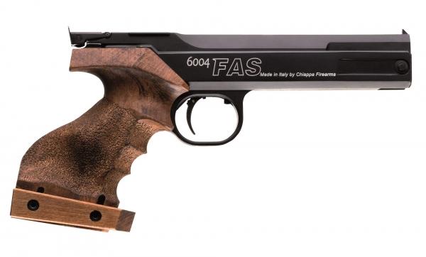 Pistolet de compétition CHIAPPA 6004 FAS cal.4,5mm