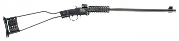 Carabine 22LR pliante CHIAPPA Little Badger monocoup