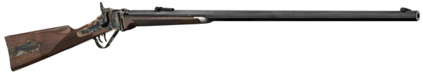 "CHIAPPA SHARPS 1874 Down Under 34"" canon lourd cal.45-70 win"