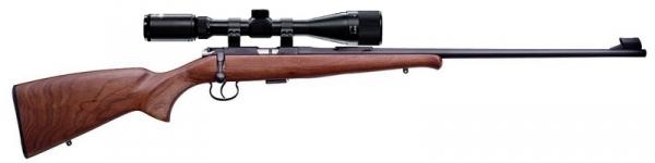 Carabine 22LR CZ 452 Luxe avec lunette HAWKE Varmint 4-16x44 Mildot