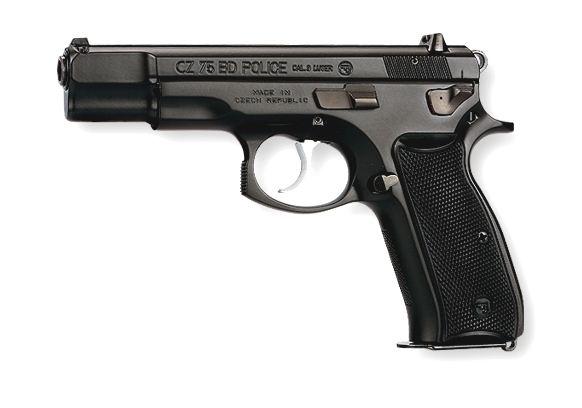 Pistolet CZ 75 BD Police calibre 9x19
