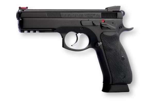 Pistolet CZ 75 SP01 Shadow calibre 9x19