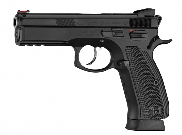 Pistolet CZ 75 SP01 Shadow Line calibre 9x19
