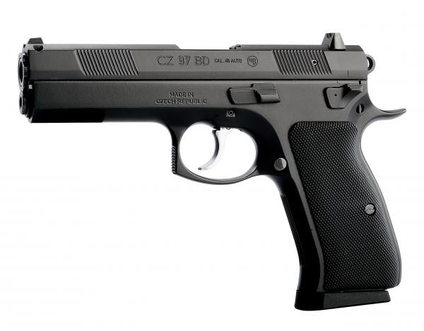 Pistolet CZ 97 BD cal.45 ACP
