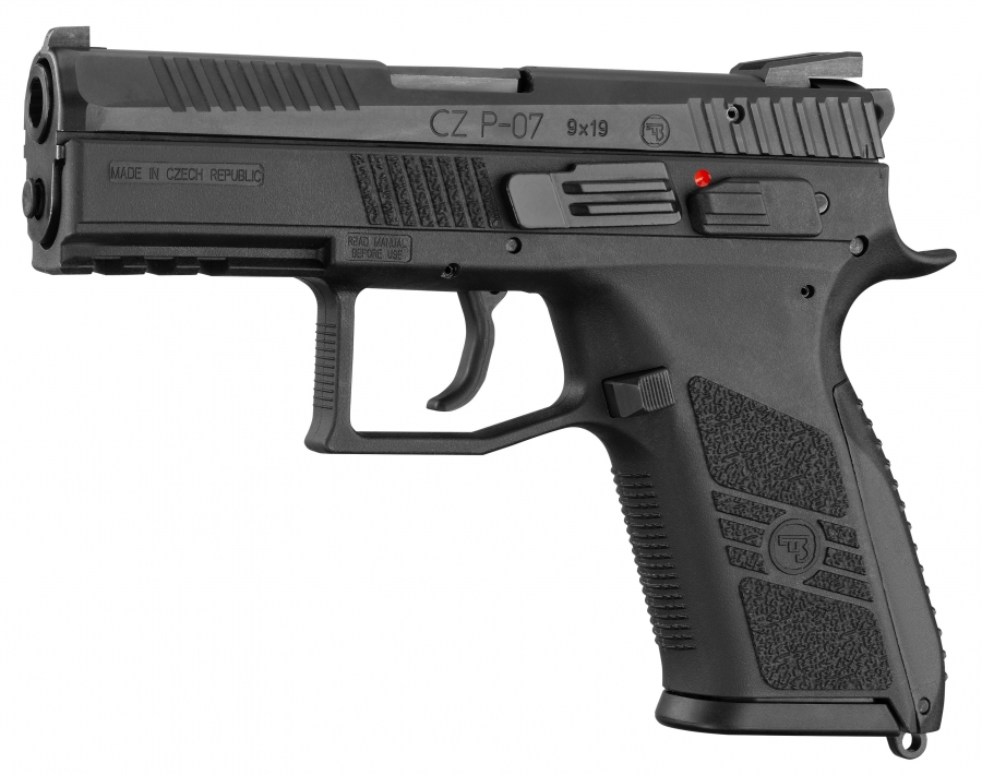 Pistolet CZ P-07 calibre 9x19