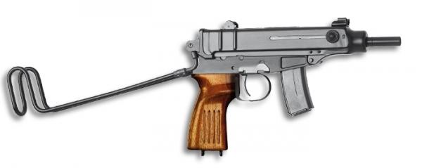 CZ Skorpion 61 S cal.7.65 Browning (.32 Auto)