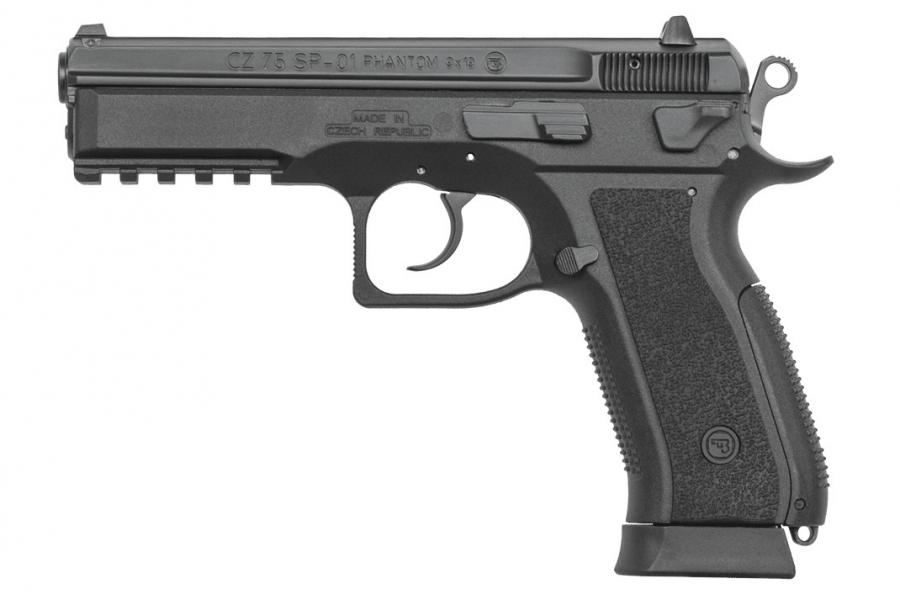 Pistolet CZ 75 SP01 Phantom